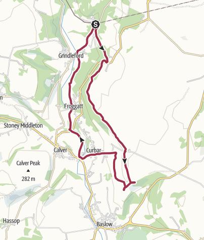 Map / ABMSAC May walk
