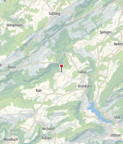 Karte / Salgenreute