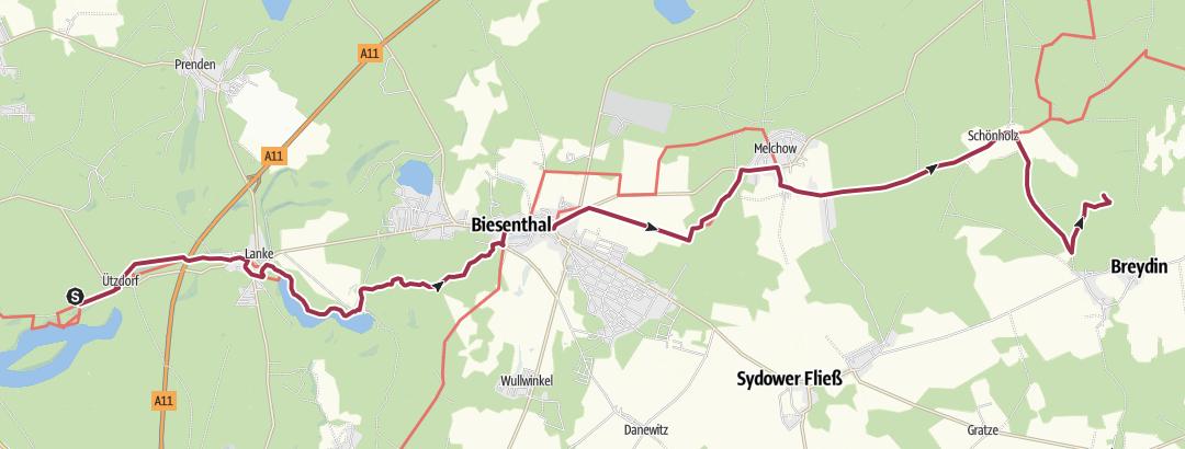 Mappa / Percorso creato il 29 mag 2021 14:42:52