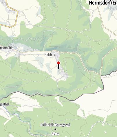 Karte / Flair- und Berghotel Talblick