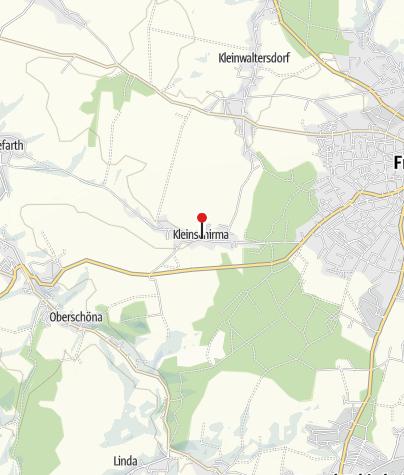 Karte / Landhotel Kleinschirma