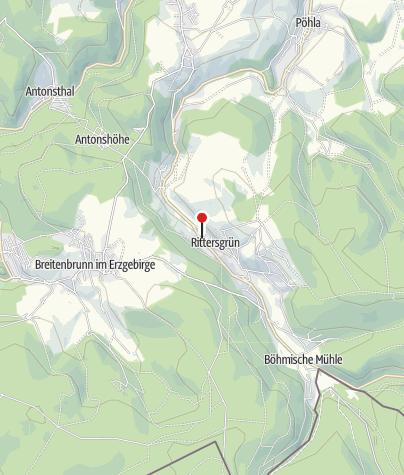 Map / Landhotel Rittersgrün