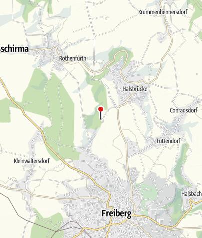Map / Kanzleilehngut Halsbrücke