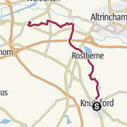 Map / RMHT Stage 03:  Knutsford to Lymm