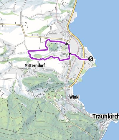 Map / Wolfgang Kölblinger Runde