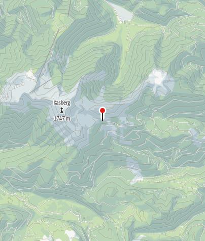 Karte / Steyrerhütte 1347m