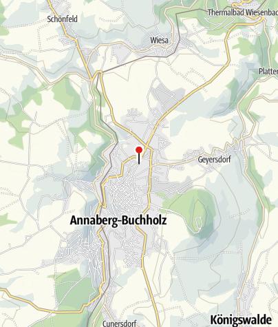 "Karte / Wanderwochen ""Echt Erzgebirge"" - Kurzarrangement"