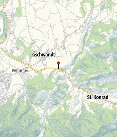 Map / WONDER-ICE® Eisstockbahn Landgasthaus Rabl