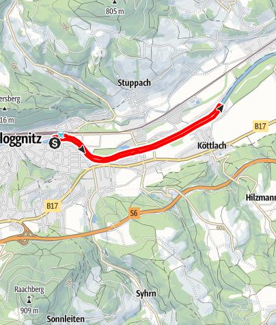Karte / Renner Brücke Runde - Werden Sie Pate!