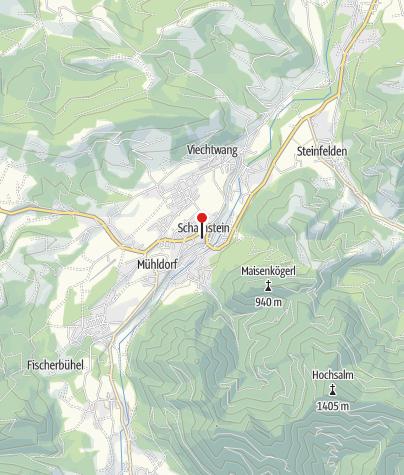 Map / Bewegungsarena Scharnstein
