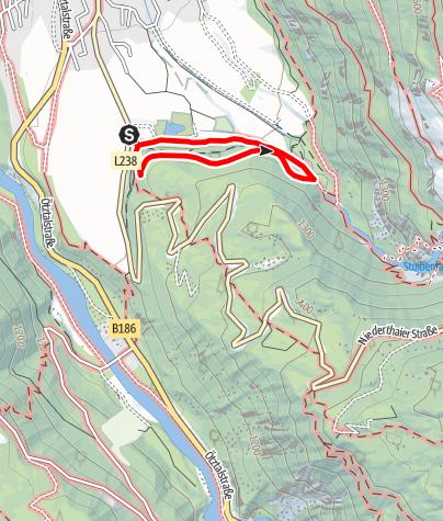 Map / Arzwinkel Waalweg