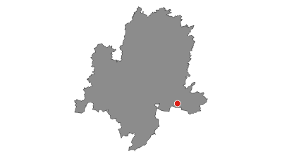 Karte / Lechweg: von der Quelle bis zum Fall