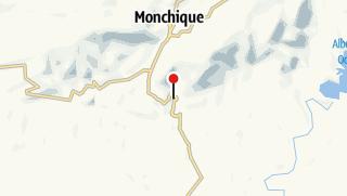 Map / Auf der Via Algarviana zum Meer
