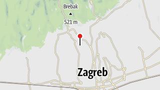 Map / Kroatien – auf Winnetous Spuren