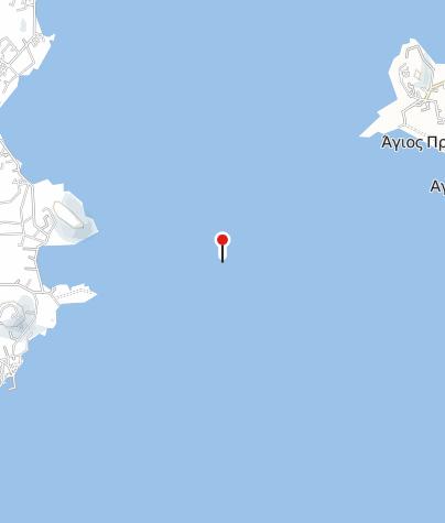 Karte / Inseln der Kykladen