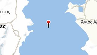Map / Inseln der Kykladen