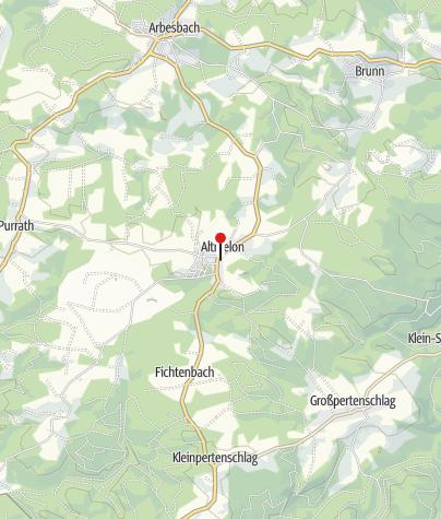 Karte / Gasthof Lichtenwallner