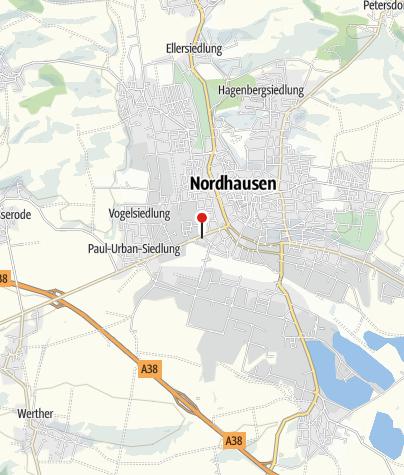 Nordhausen Karte.Hotel Nordhausen Hotel Outdooractive Com