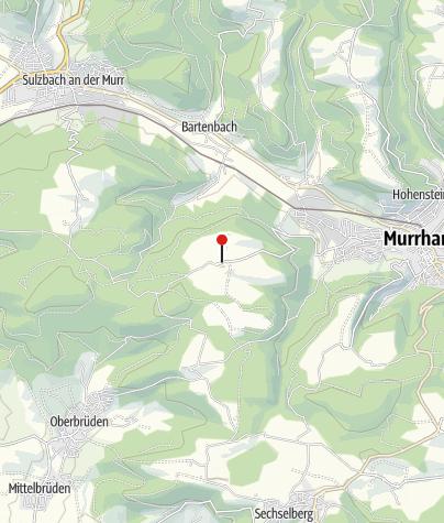 Karte / Gaststätte Waldeck