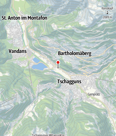 Karte / Haus Sabine