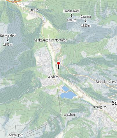 Karte / Ferienhaus Josefine
