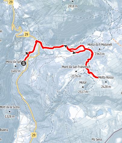 Karte / Motal
