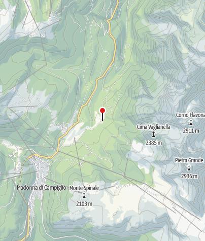 Mappa / Malga Mondifrà