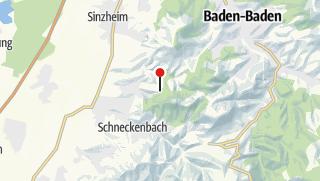 Map / Weingut Nägelsförst