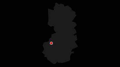 Karte / Kunstspaziergang durch Kochel a. See