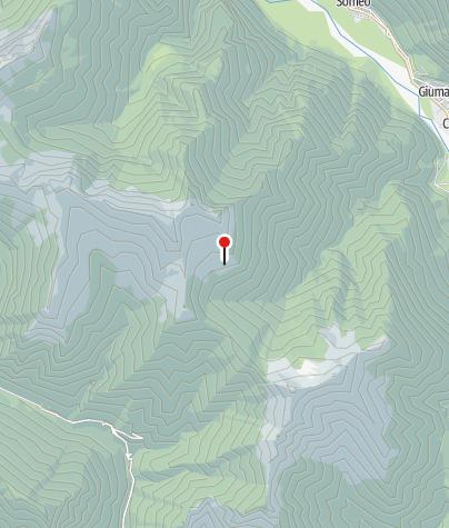 Map / Mountain hut Alpe Canaa