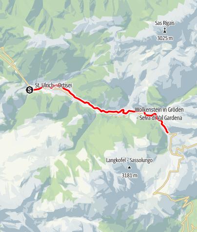 Karte / Alter Bahnweg