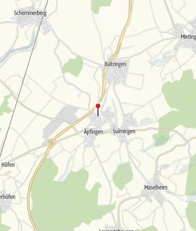 Map / Landgasthof zum Adler