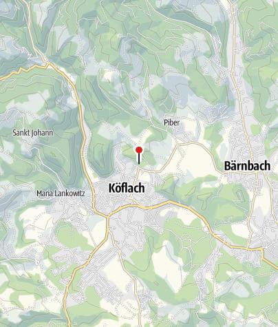 Karte / Kardinal König Gedächtniskapelle