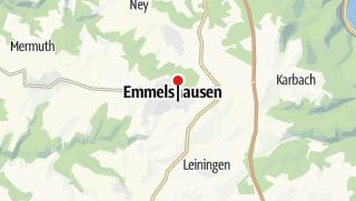 Karte / Rhein-Mosel-Schinderhannes