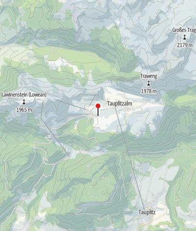Karte / Schermerhütte