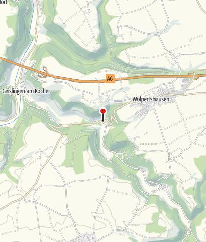 Karte / Bielriet Falknerei