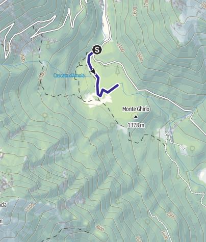 Cartina / Sarca di Nambrone NK5
