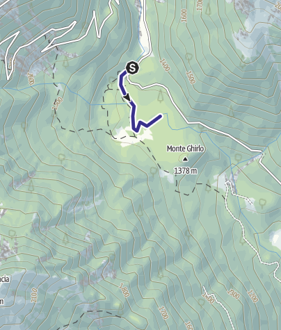 Map / Sarca di Nambrone NK5