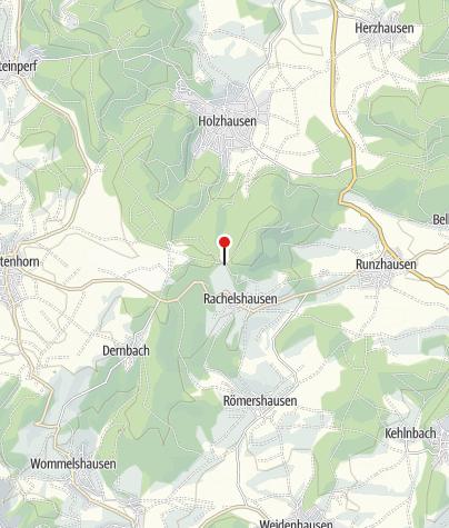 Karte / Steinbruch Rachelshausen