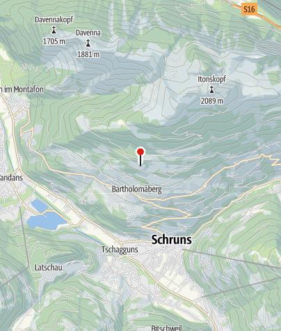 Karte / 12. Station: Mittelalterliche Bergbauzone Worms (Bergknappenweg)
