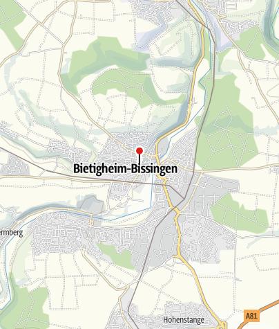 Karte / Romantik Hotel Friedrich von Schiller