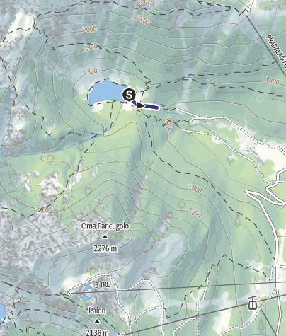 Cartina / Divieto Piana Nambino