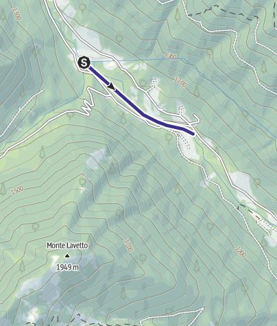 Map / Divieto Torrente Arnò