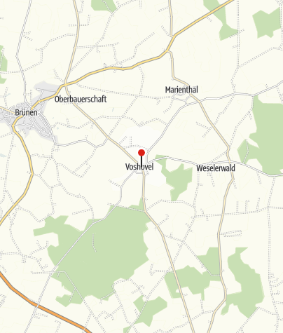 Karte / Landhotel Voshövel