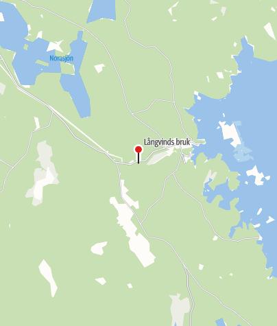 Karta / Kungsgården, Långvind, Hudiksvall