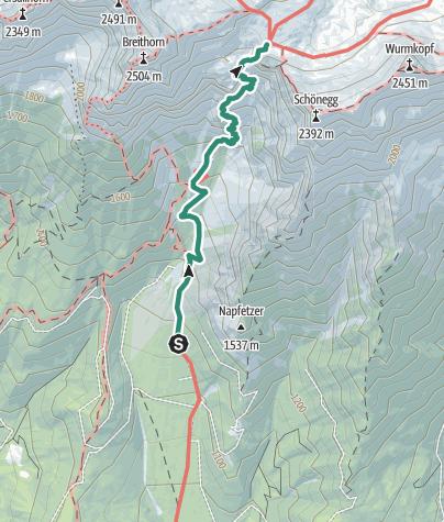 Map / Riemannhaus