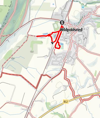 Karte / WiWalaMoor - Wildpoldsrieder Wasserlandschaften im Moor