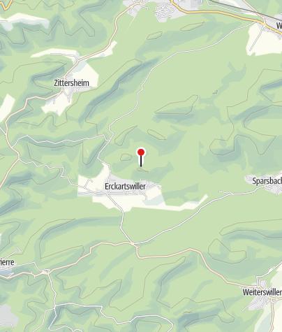 Carte / Meublé de tourisme Klug