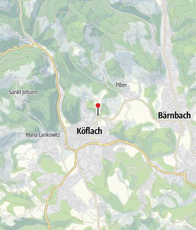 Karte / Trinkwasserbrunnen: Dechantteich