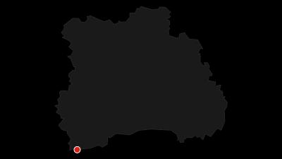 Hartă / Cîmpușel - Piatra Iorgovanului - Scorota - Cîmpușel